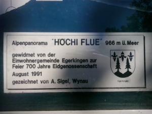 höchi flueh